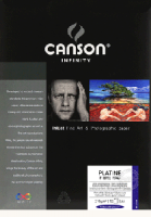 Canson Platine Fibre Rag 310g, DIN A4, 25 Blatt