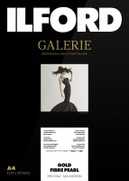 Ilford Galerie Gold Fibre Pearl 290 g/m², DIN A4 (21x29,7 cm), 25 Blatt