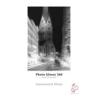 Hahnemühle Photo Glossy 260g - A4 Box - 25 Blatt