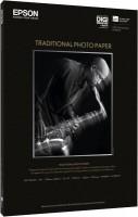 Epson Traditional Photo Paper 330g, A4 25 Blatt