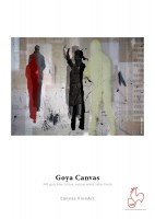 """Hahnemühle Goya Canvas 340g - 2""""Core - 24"""" x 12m"""