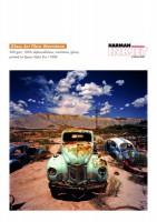 """Harman Gloss Art Fibre Warmtone 300g - 3""""core - 60""""Rolle X 15m"""