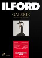 Ilford Galerie Lustre Photo Duo 330 g/m², DIN A4 (21x29,7 cm), 25 Blatt