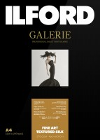 Ilford Galerie Prestige Fine Art Textured Silk 270 g/m², DIN A4 (21x29,7 cm), 25 Blatt