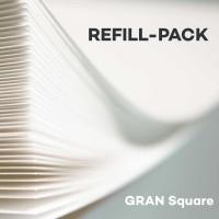 Tecco Book Refillpack DSG260 Duo Semigloss 260 g/m², 36,5x33, 25 Blatt