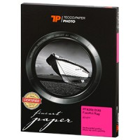 Tecco Photo PFR200 Duo FineArt Rag 200 g/m², A4, 25 Blatt