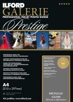 Ilford Galerie Prestige Metallic Gloss 260 g/m², A3+, 50 Blatt