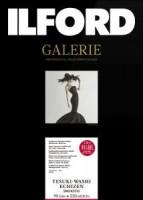 Ilford Galerie Tesuki-Washi Echizen Smooth, Deckle Edge 90 g/m², DIN A1+ (66x96 cm), 5 Blatt