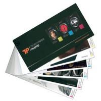 Tecco Photo Swatchbook Deluxe 10x21 cm