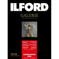 Ilford Galerie Lustre Photo Duo 330 g/m², 10,2x15,2 cm, 50 Blatt
