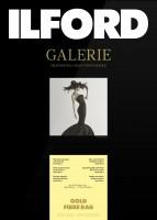 Ilford Galerie Gold Fibre Rag 270 g/m², A3 (29,7x42 cm), 25 Blatt
