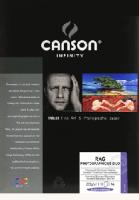 Canson Rag Photographique DUO, 220g, DIN A4, 10 Blatt