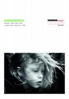 "Harman Matt Cotton Smooth 300g - 3""core - 60""Rolle X 15m"
