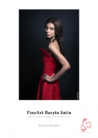 Hahnemühle FineArt Baryta Satin 300g, A3 Box, 25 Blatt