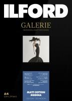 Ilford Galerie Matt Cotton Medina 320 g/m², 12,7x17,8 cm, 50 Blatt