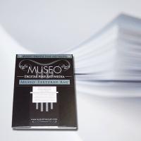 Museo Textured Rag 325g - A2+ Box (17x22inch) - 25 Blatt