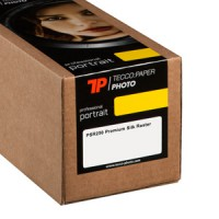Tecco Photo PSR250 Premium Silk Raster 250 g/m², 43,2 cm x 30 m