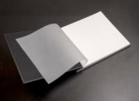 Ilford Galerie Semigloss Duo Einlegeblätter für FineArt Album 21x30, 250 g/m², 21x33,5 cm, 25 Blatt