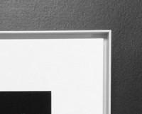 Ilford Galerie Frames Shadow Gap silver, DIN A4 (21x29,7 cm)