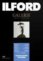 Ilford Galerie Prestige Cotton Artist Textured 310 g/m², DIN A2 (42x59,4 cm), 25 Blatt