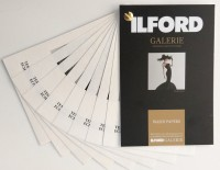 Ilford Galerie Washi Japanpapier Swatchbook, 10x15 cm, 9 Sorten