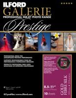 Ilford Galerie Prestige Gold Fibre Silk 310g - A2 Box - 50 Blatt