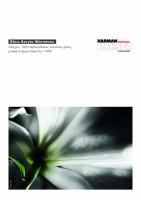 "Harman Gloss Baryta Warmtone 320g - 3""core - 44""Rolle X 15m"