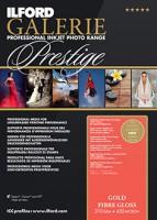 Ilford Galerie Prestige Gold Fibre Gloss 310 g/m², DIN A4 (21x29,7 cm), 25 Blatt