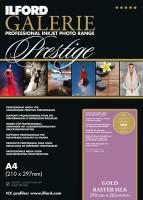 Ilford Galerie Prestige Gold Raster Silk 290 g/m², A4, 25 Blatt