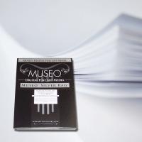 Museo Silver Rag 300g - 24x36inch (ca.A1) Box - 25 Blatt