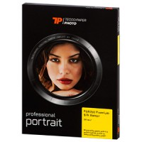 Tecco Photo PSR290 Premium Silk Raster 290 g/m², 12,7x17,8cm, 100 Blatt