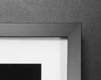 Ilford Galerie Frames Classic Square black, DIN A4 (21x29,7 cm)