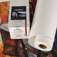 "Canson Infinity PhotoArt Pro Canvas Matt 60"" Rolle (1.524x12m) 395g"