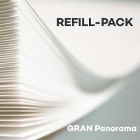 Tecco Book Refillpack DSG260 Duo Semigloss 260 g/m², 51,8x33 cm, 25 Blatt