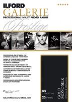 Ilford Galerie Prestige Gold Mono Silk A4, 270g, 25 Blatt