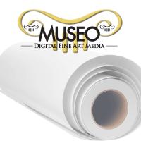 """Museo Portfolio Rag 300g - 36"""" Rolle - 0,91 x 15,24 m"""