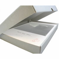 Hahnemühle Archive und Portfolio Box 605x435x35 mm, für DIN A2 (42x59,4 cm)