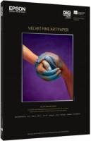 Epson Velvet FineArt Paper, 260 g/m², DIN A2 (42x59,4 cm), 20 Blatt