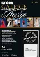 Ilford Galerie Prestige Musterpack A4, 18 Sorten, je 2 Blatt