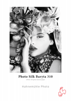 "Hahnemühle Photo Silk Baryta 310g - 3""core - 24""Rolle x 15m"