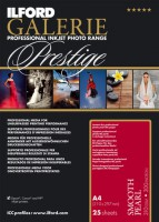 """Ilford Galerie Prestige Smooth Pearl 310g - 50"""" Rolle - 1,524x30,5m"""