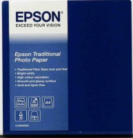 Epson Traditional Photo Paper A4 25 Blatt