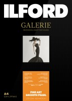 Ilford Galerie Fine Art Smooth Pearl 270 g/m², DIN A4 (21x29,7 cm), 25 Blatt