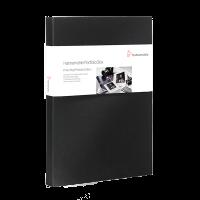 Hahnemühle Portfolio Box Photo Rag Metallic 340 g/m², DIN A3+ (32,9x48,3 cm), 50 Blatt