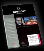 Canson Photo Highgloss Premium RC 315g, DIN A4, 25 Blatt